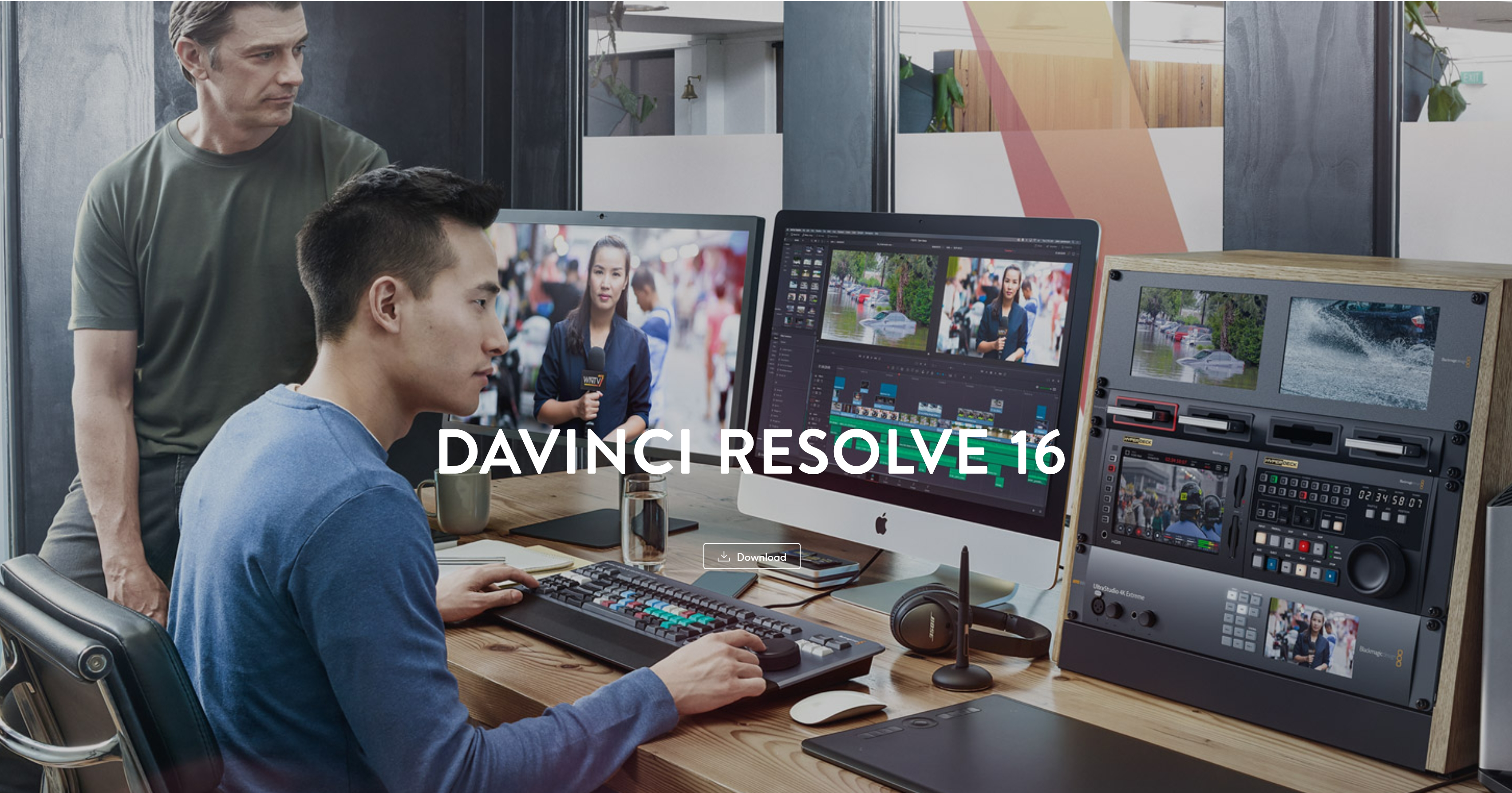 Davinci Resolve 16 Beta的第七次更新